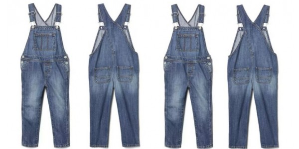 The Big Winter Sale = Kids 1969 Overalls just $15 w/ Stacking Promos @ GAP