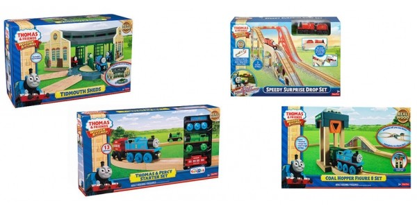 50% Off Thomas The Train Toys @ Toys R Us