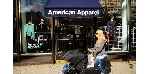American Apparel To Close All of Its Stores Nationwide