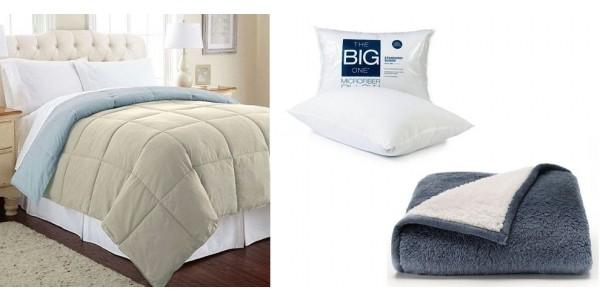 50% Off & BOGO 1/2 Off Bedding Sale + Stacking Promos @ Kohl's