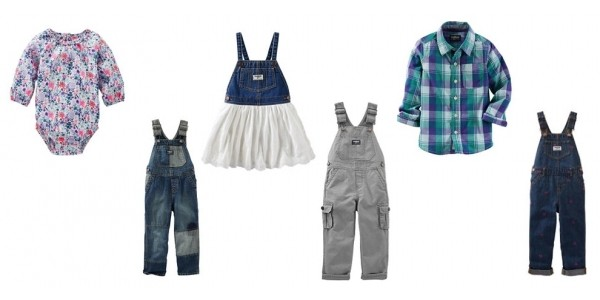 All OshKosh Clothing Just $5 @ Stage