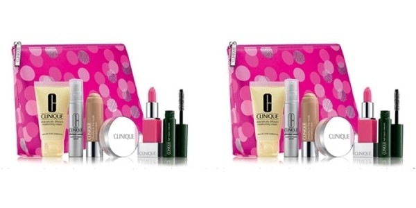 Clinique 6pc Deluxe Sample Gift Set & Cosmetic Bag Free w/ Purchase + More @ Nordstrom