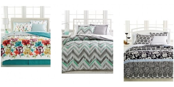 3-Piece Bedding Sets Just $22 @ Macy's