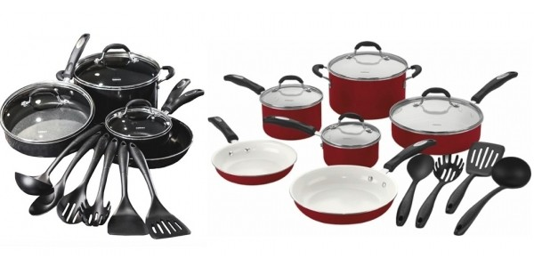 Cuisinart 13-15 Piece Cookware Sets From $60 Today Only @ Best Buy