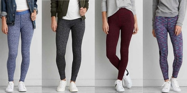 Leggings & Tees From $6 Shipped w/ Code @ American Eagle Outfitters