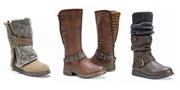 Muk Luk Shoes & Boots For Her & Him From $18 (71% Off) @ Woot!