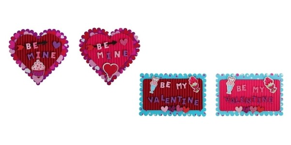 Valentine's Day Card & Craft Kits Just $5 @ Michael's