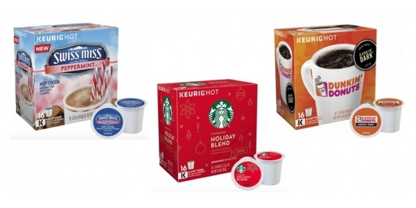 Today Only K-Cup Multi-Packs Just $7 @ Best Buy