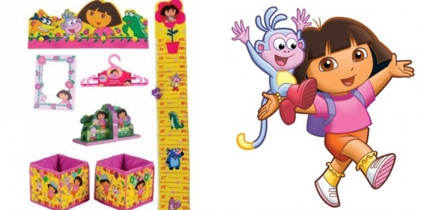 Dora 10 Piece Decor In A Box From $9.99 @ eBay/Amazon