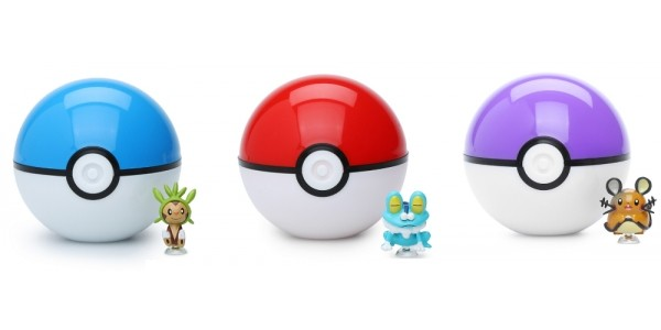 Poke Ball Blind Bags $2.00 @ Hollar