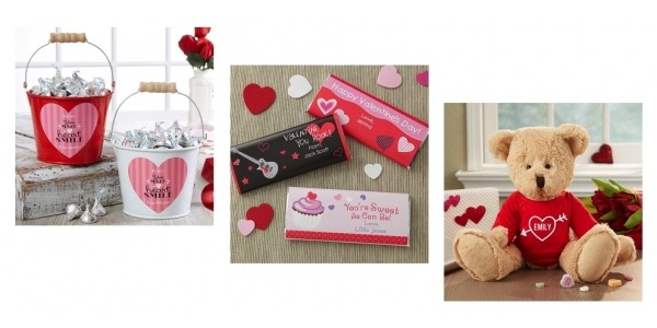 30% Off Personalized Valentine's Day Gifts @ Personalization Mall