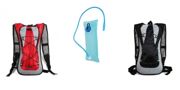 Multi-Function 2-Liter Hydration Backpack $7.99 @ Tanga