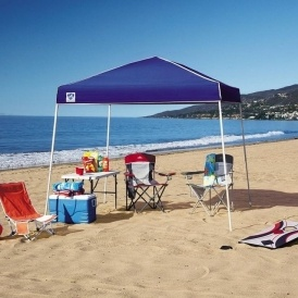 Z-Shade Instant Canopy Now $40 @ Kmart