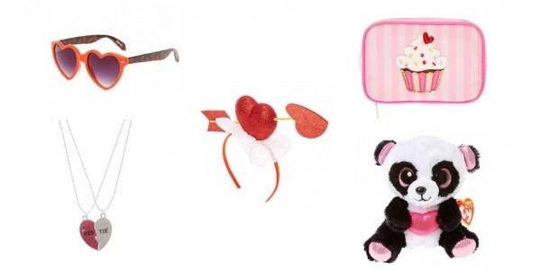 BOGO Valentines Day Items @ Claire's