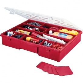 Stack-On Compartment Storage Box Just $5