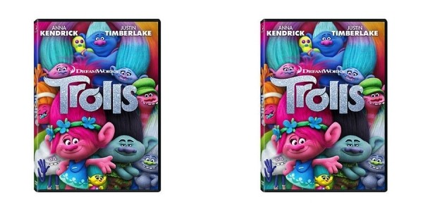 Trolls DVD Just $7.81 With SYW Bonus @ Kmart