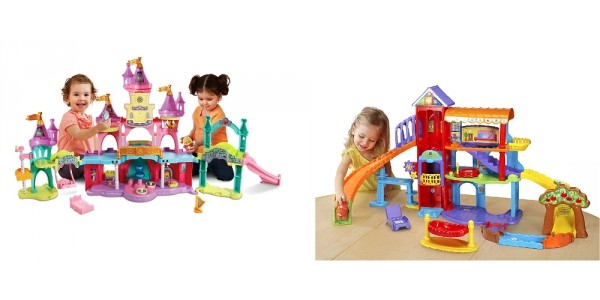 VTech Go! Go! Play Sets From $23 @ Amazon