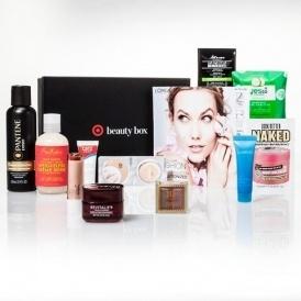 Women's June Beauty Box Only $10 @ Target