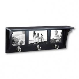 3-Hook Photo Shelf Just $7.48