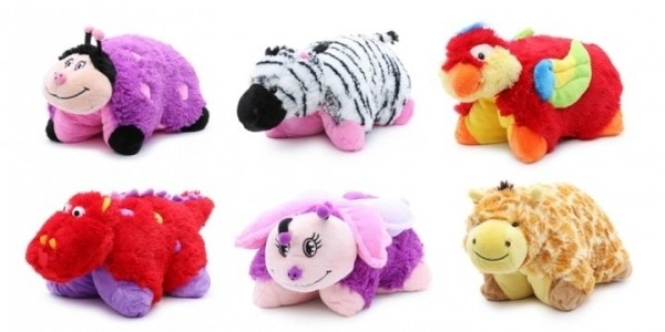 As Seen On TV Pillow Pets Pee-Wees $2 @ Hollar