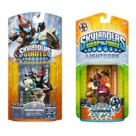 Buy 1 Get 2 FREE Skylanders @ Toys R Us
