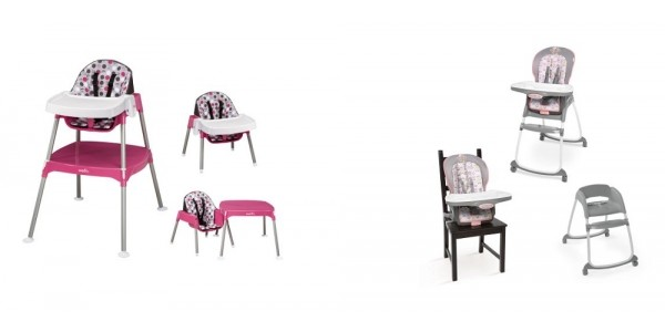 Convertible High Chairs From $35 @ Walmart