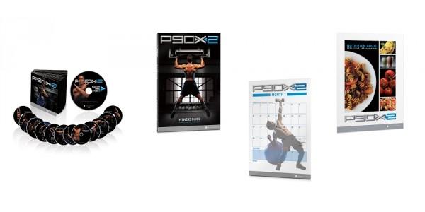 P90X2 DVD Workout $50 @ Amazon