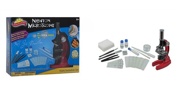 Scientific Explorer Newton Microscope Kit $7.46 @ eBay