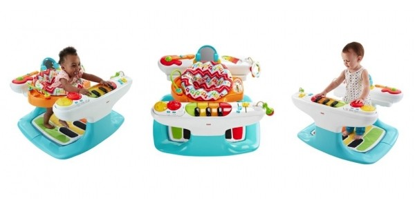 Fisher-Price 4-in-1 Step 'n Play Piano $50 @ Walmart