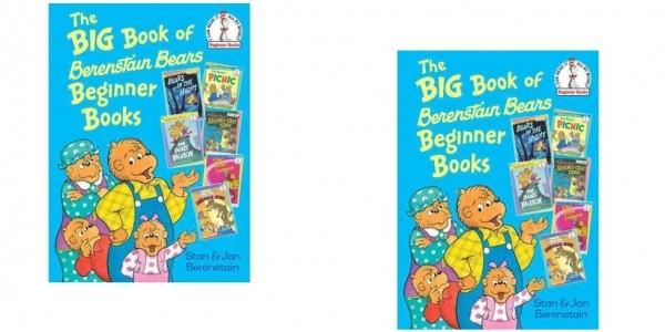 The Big Book Of Berenstain Bears Beginner Books $6.93 @ Walmart