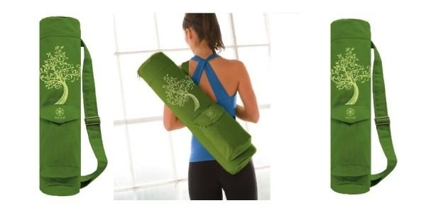 Gaiam Tree of Widsom Yoga Mat Bag Just $6 @ Target