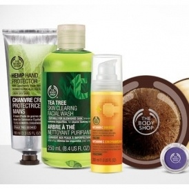 Buy 3 Get 3 Free @ The Body Shop