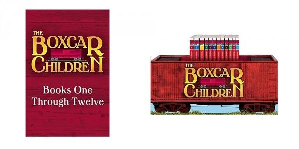The Boxcar Children Books One Through Twelve $3.99 @ Amazon