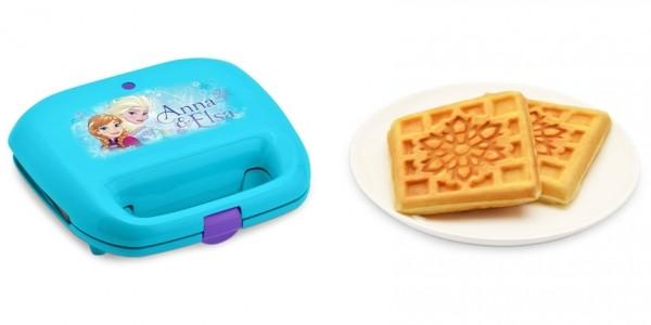 Disney Frozen 2 Slice Waffle Maker $5 @ Bon-Ton