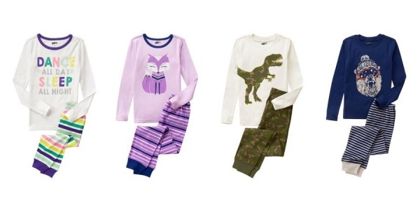 Two Piece Pajamas ONLY $5.85 Shipped (w/ Code) @ Crazy 8