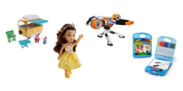President's Day Sale: Buy One, Get One 50% Off Toys @ Toys R Us