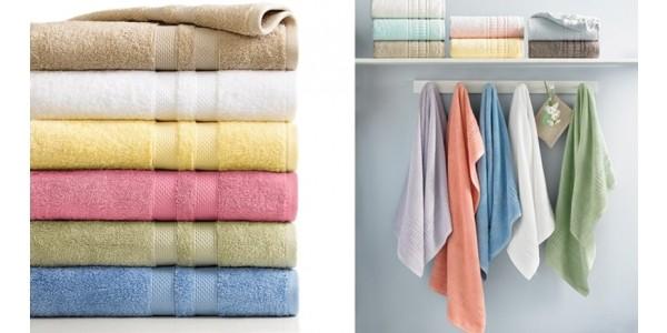 5 for $20 Sunham Supreme & Martha Stewart Bath Towels (w/ Code) @ Macy's