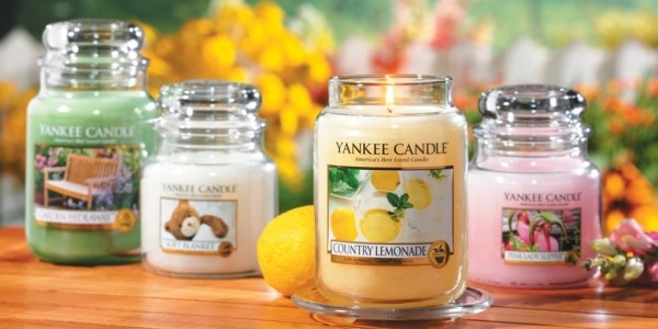 Buy 1, Get 2 Free All Small Candles (w/ Code) @ Yankee Candle