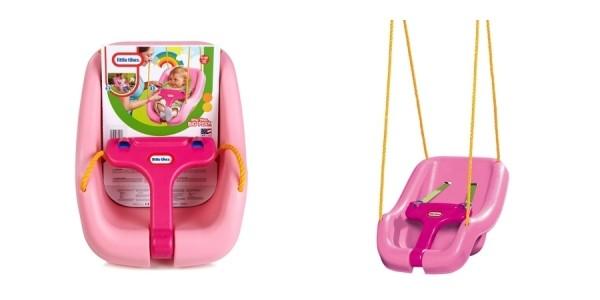 540,000 Little Tikes Snug 'n Secure Pink Swings Recalled!