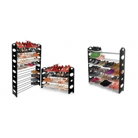 10-Tier Shoe Rack Only $24.95
