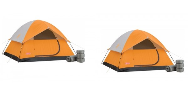 Coleman 4 Person Tent And 2 Sleeping Bags $59.99 @ Cabela's