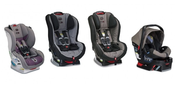 Today Only 40% Off Britax Car Seats @ Amazon