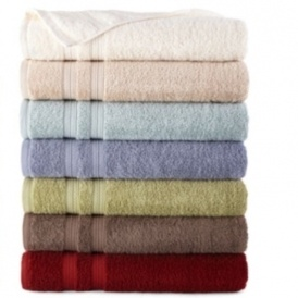 Bath Towels JUST $3.39 Each @ JCPenney