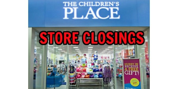 The Children's Place Closing 200 Stores In 2017
