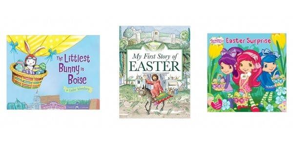 Childrens Easter Books $2 @ Amazon