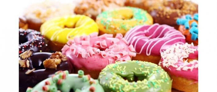 5 Places To Celebrate National Donut Day