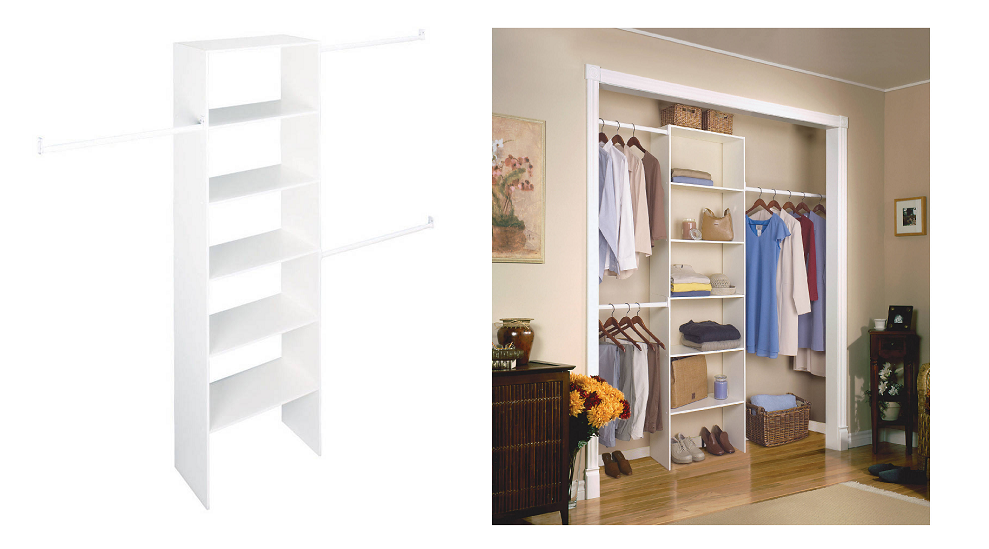 Agreeable closetmaid j hooks furniture and decor - Appealing image of home interior design with various walmart room dividers ...