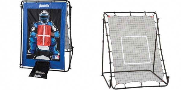 Franklin MLB 2-in-1 Pitch Target & Return Trainer Set $35.99 @ Amazon