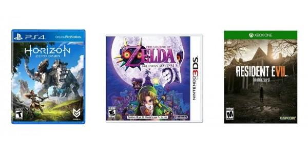 All Video Games Buy 2 Get 1 Free @ Target