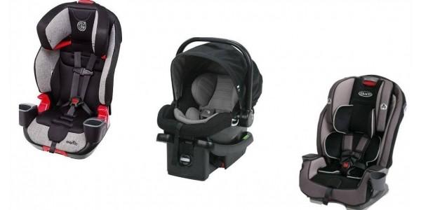 SAFETY RECALL: 16 Major Car Seat Recalls